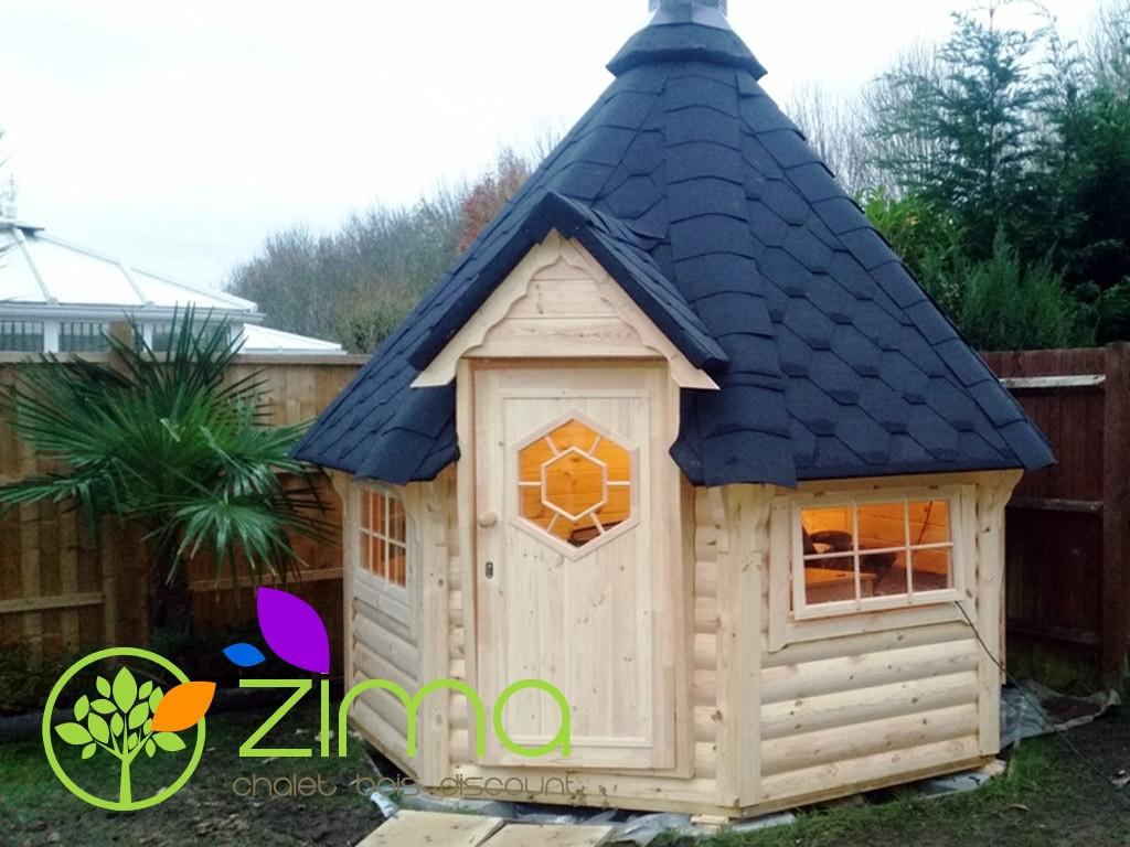 kota grill zima chalet bois discount. Black Bedroom Furniture Sets. Home Design Ideas