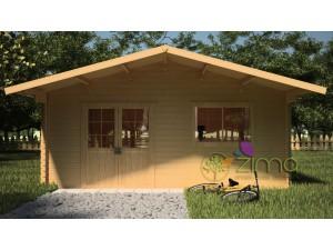 Chalet bois, abris de jardin, garage bois discount et en kit ...