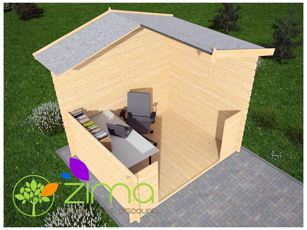 petit abri de jardin pas cher 5m. Black Bedroom Furniture Sets. Home Design Ideas
