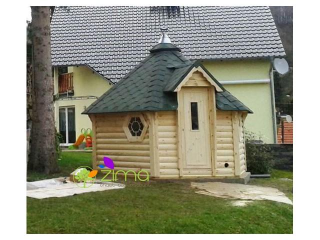 Kota Sauna 9.2 m²