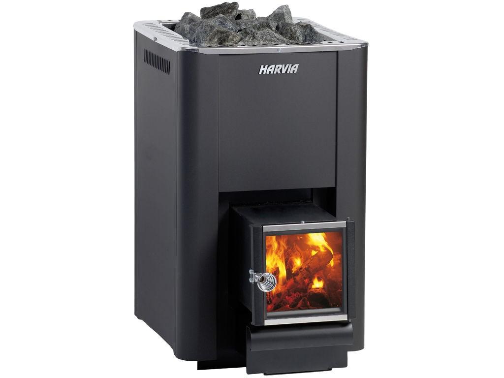 po le pour sauna chauffage au bois harvia 20 sl zima chalet bois discount. Black Bedroom Furniture Sets. Home Design Ideas