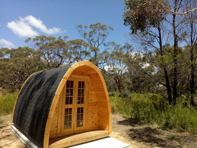 Camping Pod 2,4 m x 3,5 m 46mm