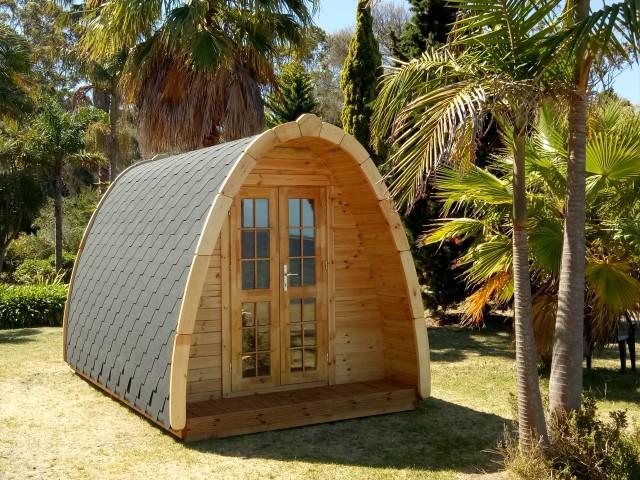 Camping Pod 2,4 m x 4 m 46mm