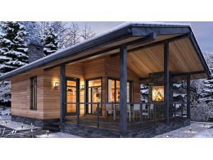 Maison bois Grenoble 110 m2